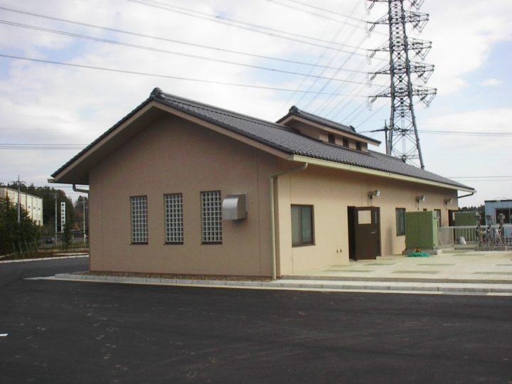 20江川南国補農集第1号 処理施設築造工事