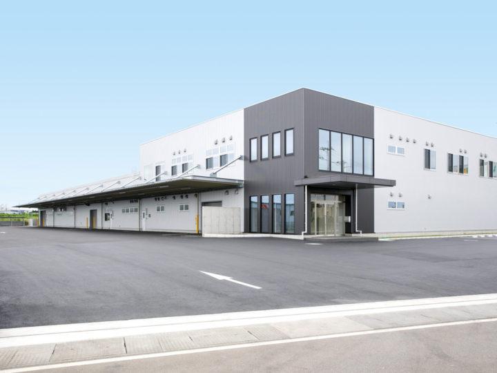 富士合成株式会社結城新工場新築工事
