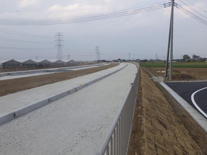 30国補地道第30-03-488-0-001号 道路改良工事