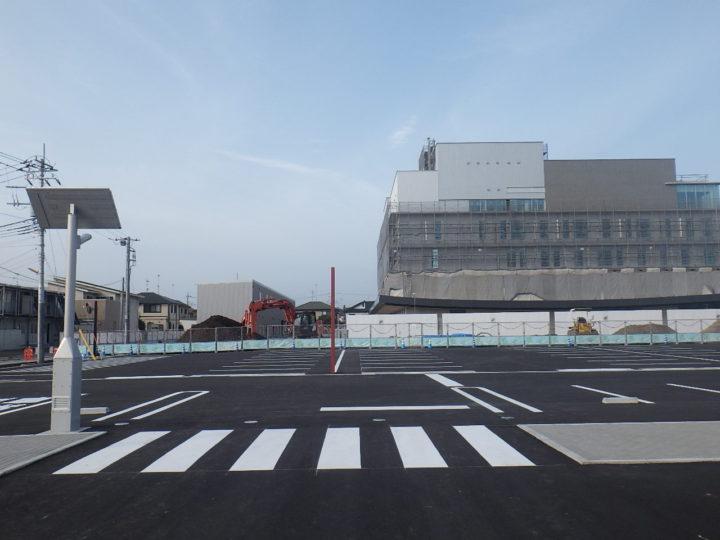 R1新庁土 第SD-2号 新庁舎外構整備工事 第1工区