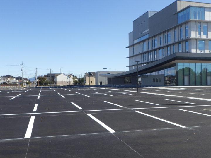 R1新庁土 第SD-5号 新庁舎外構整備工事 第3工区