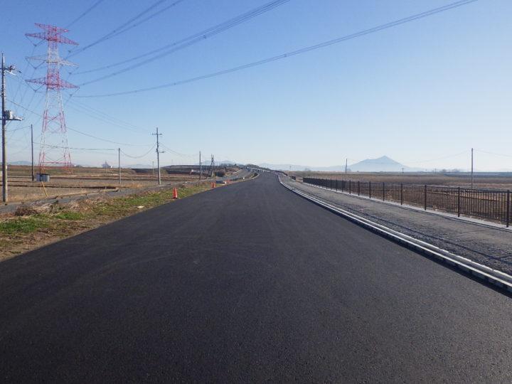31国補地道第31-03-488-0-010号 道路改良舗装工事